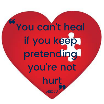 guest blog heal if not hurt