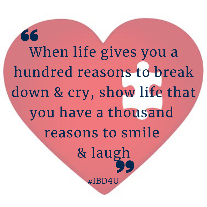 Silverlining reasons to smile